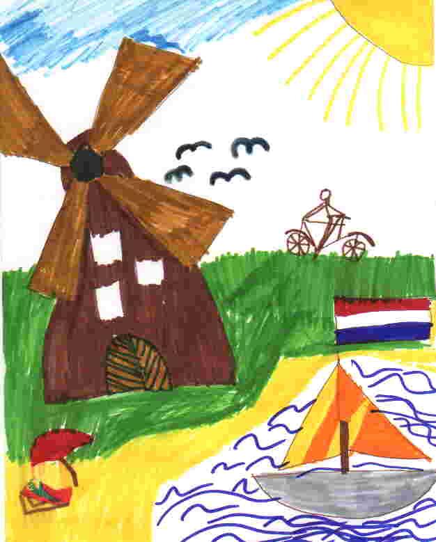 Ferienhaus in Holland,Urlaub am Lauwersmeer